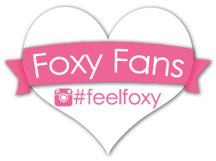 Feel Foxy on Instagram