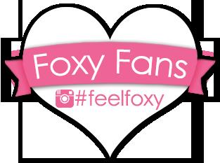 Feel Foxy on Instagram